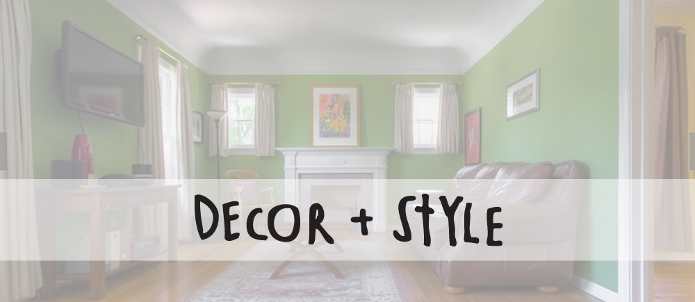 decor and style